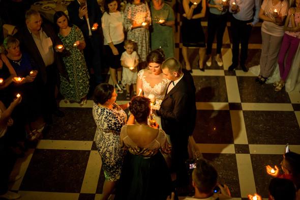 Классическая свадьба Кати и Стаса - фото №47