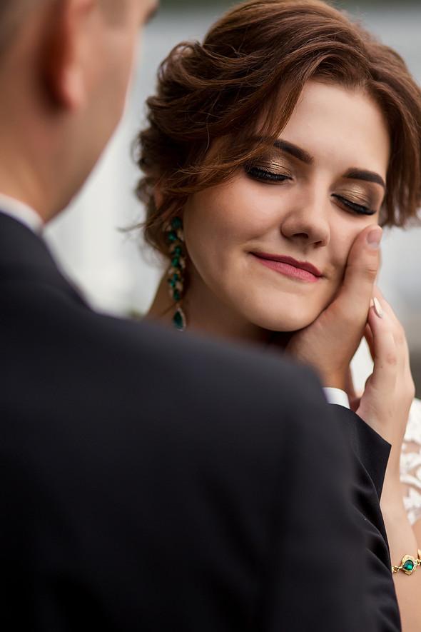 Классическая свадьба Кати и Стаса - фото №23