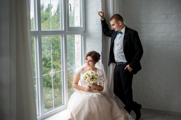Классическая свадьба Кати и Стаса - фото №17