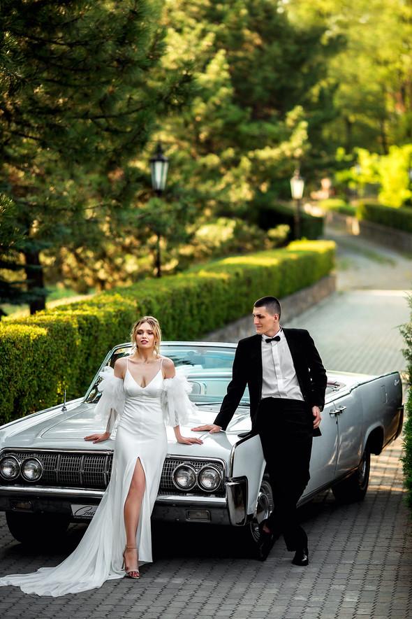 Классическая свадьба Лизы и Артема - фото №36