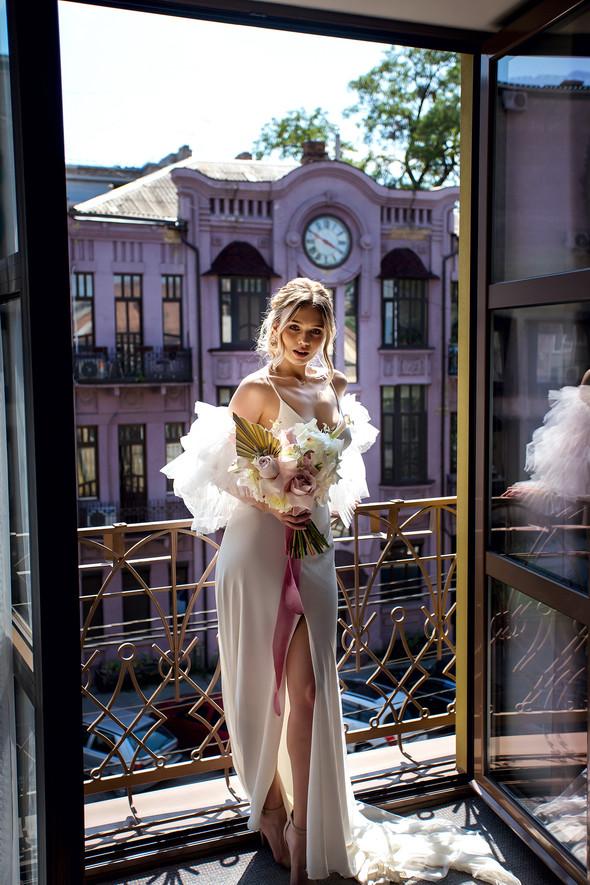 Классическая свадьба Лизы и Артема - фото №16