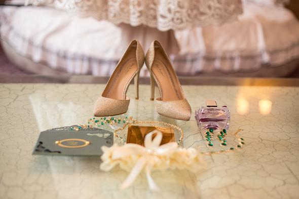 Классическая свадьба Кати и Стаса - фото №4