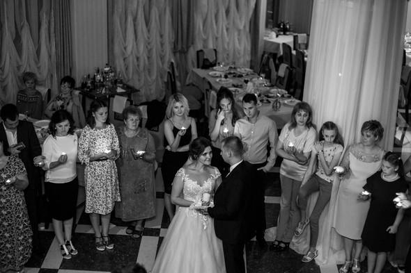 Классическая свадьба Кати и Стаса - фото №46