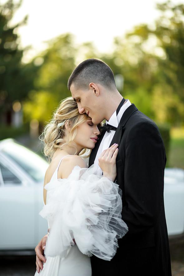 Классическая свадьба Лизы и Артема - фото №45