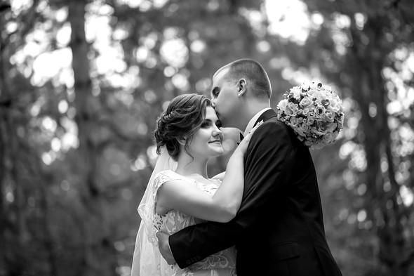 Классическая свадьба Кати и Стаса - фото №28