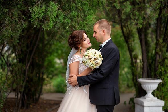 Классическая свадьба Кати и Стаса - фото №21