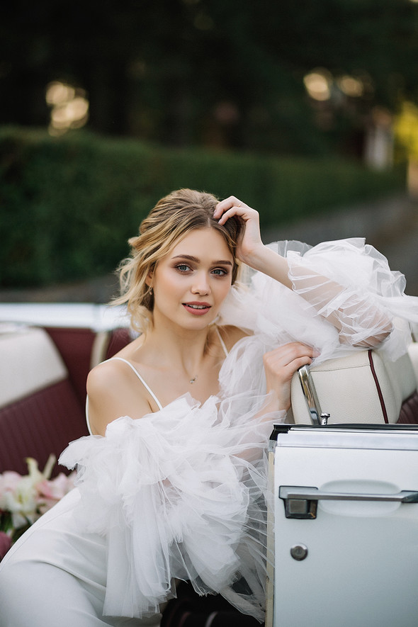 Классическая свадьба Лизы и Артема - фото №44