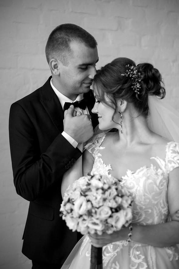 Классическая свадьба Кати и Стаса - фото №15