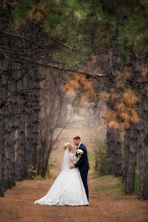 Свадьба Тани и Богдана - фото №16