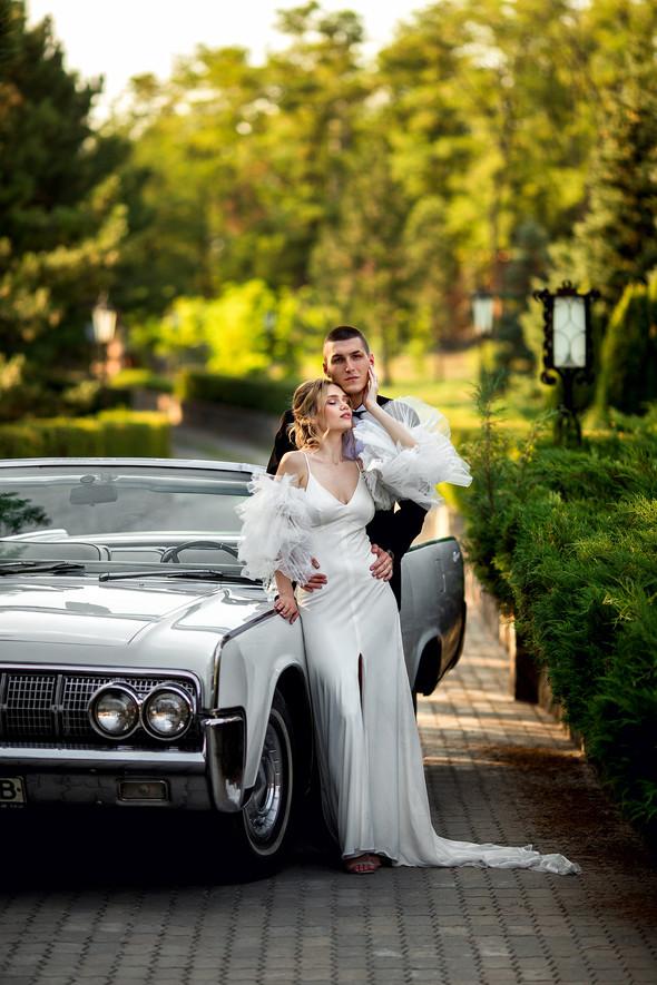 Классическая свадьба Лизы и Артема - фото №35