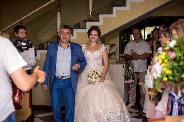 Классическая свадьба Кати и Стаса - фото №38