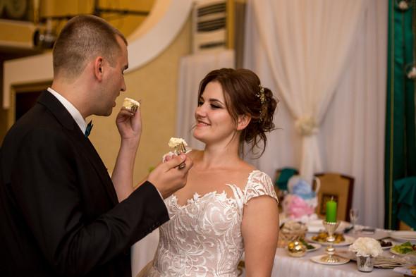 Классическая свадьба Кати и Стаса - фото №54