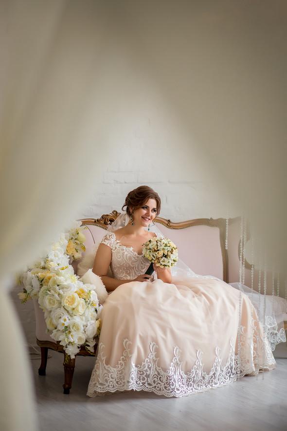 Классическая свадьба Кати и Стаса - фото №12