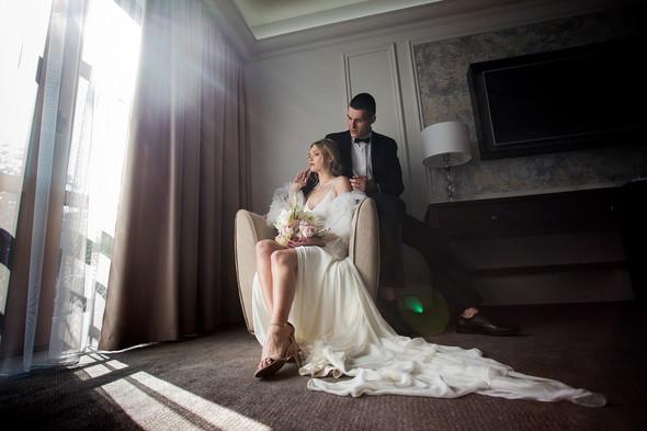 Классическая свадьба Лизы и Артема - фото №25