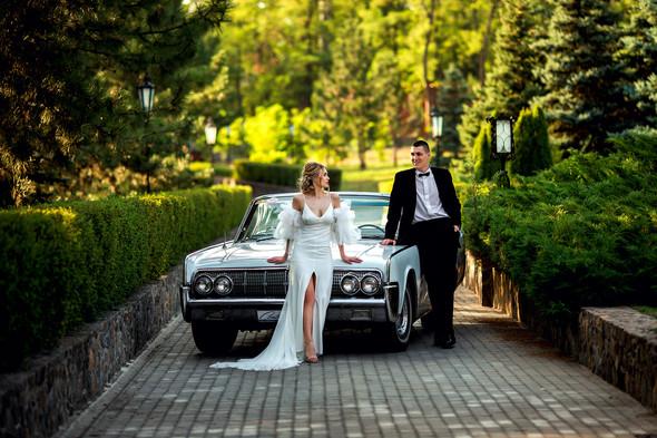 Классическая свадьба Лизы и Артема - фото №38