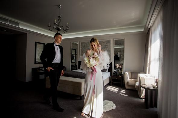 Классическая свадьба Лизы и Артема - фото №22