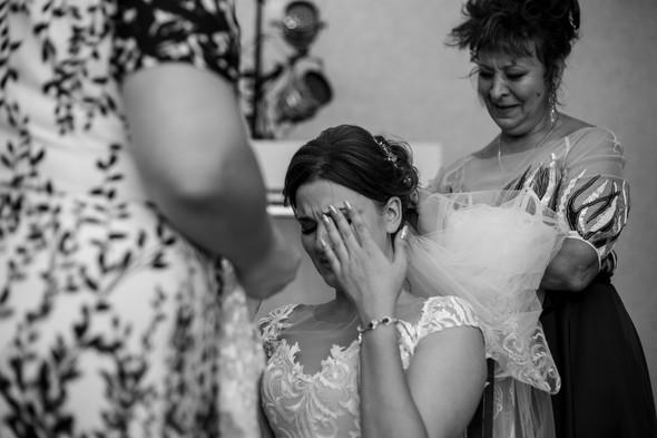 Классическая свадьба Кати и Стаса - фото №50