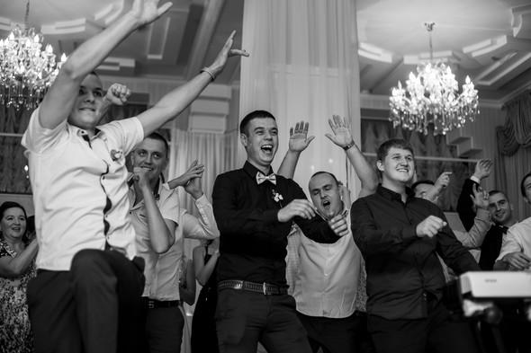Классическая свадьба Кати и Стаса - фото №43