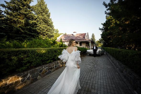 Классическая свадьба Лизы и Артема - фото №41