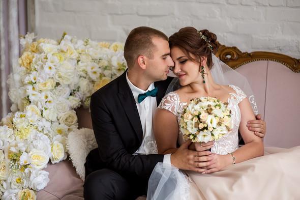 Классическая свадьба Кати и Стаса - фото №16