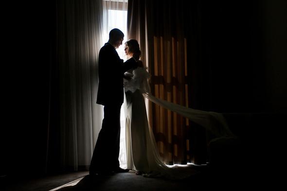 Классическая свадьба Лизы и Артема - фото №27