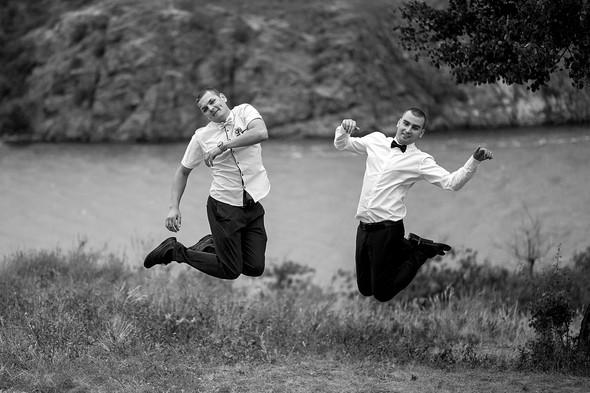 Классическая свадьба Кати и Стаса - фото №30