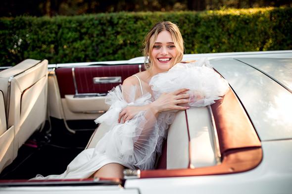Классическая свадьба Лизы и Артема - фото №31