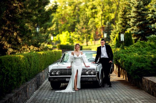 Классическая свадьба Лизы и Артема - фото №39