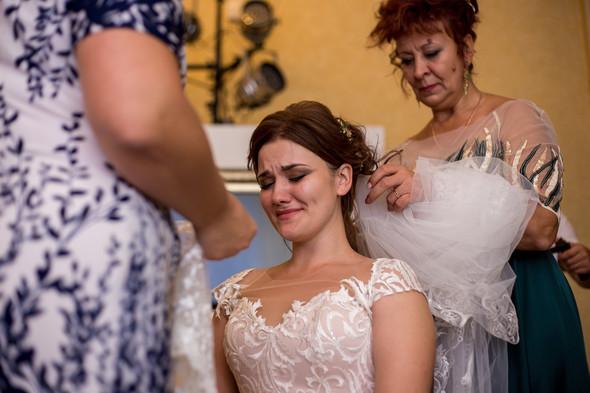 Классическая свадьба Кати и Стаса - фото №49