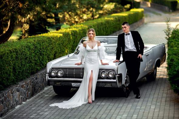 Классическая свадьба Лизы и Артема - фото №37