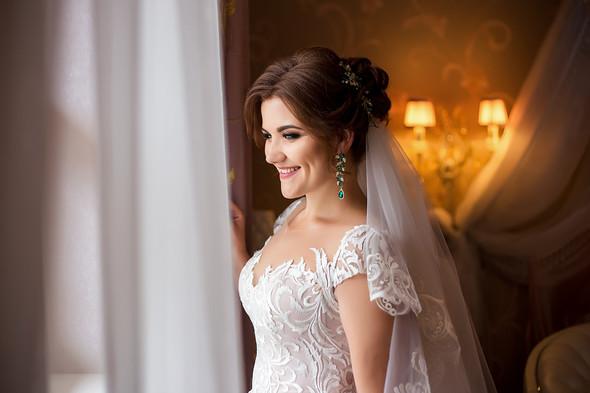 Классическая свадьба Кати и Стаса - фото №9