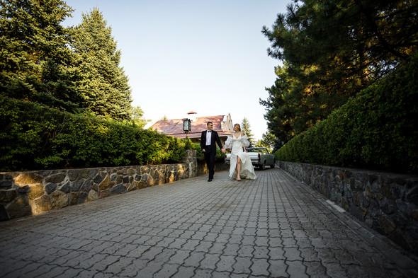Классическая свадьба Лизы и Артема - фото №40