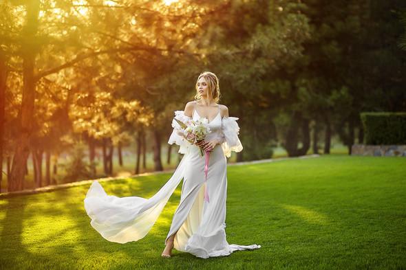 Классическая свадьба Лизы и Артема - фото №46