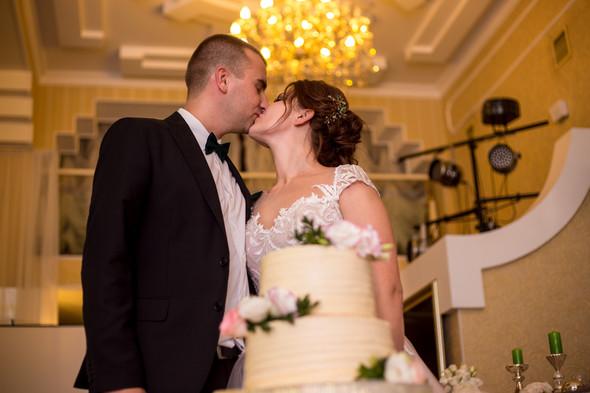 Классическая свадьба Кати и Стаса - фото №55