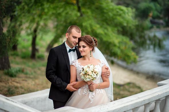 Классическая свадьба Кати и Стаса - фото №18