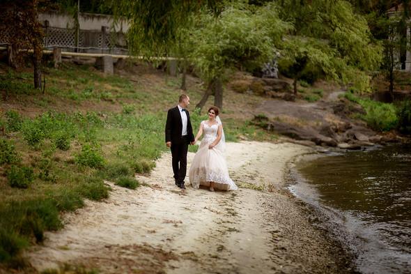 Классическая свадьба Кати и Стаса - фото №24