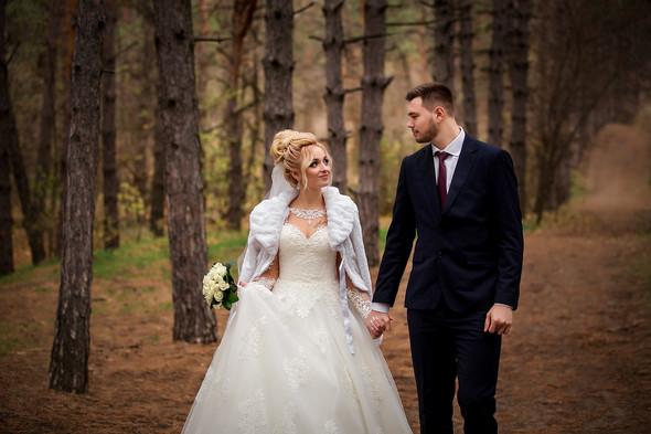 Свадьба Тани и Богдана - фото №18