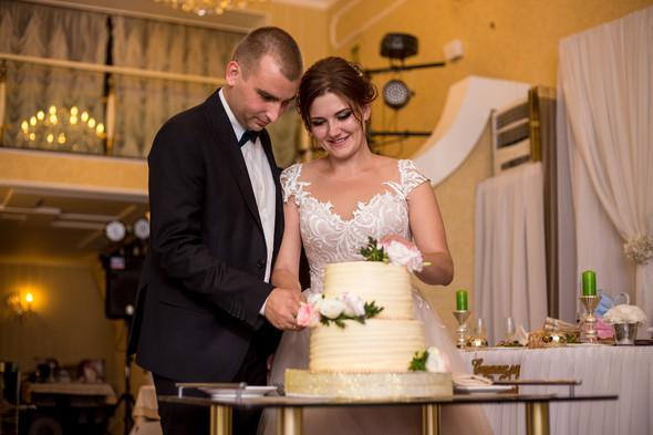 Классическая свадьба Кати и Стаса - фото №53
