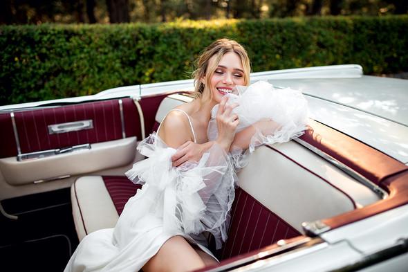 Классическая свадьба Лизы и Артема - фото №30
