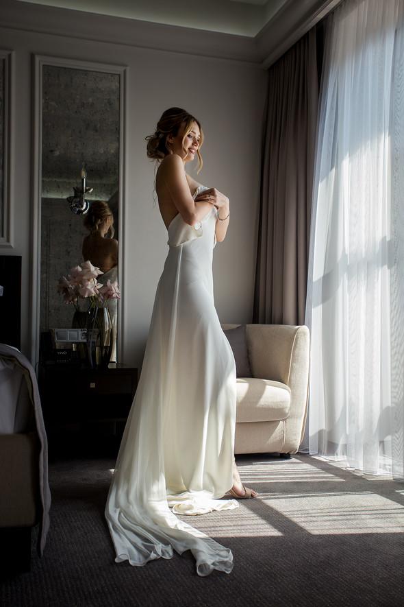 Классическая свадьба Лизы и Артема - фото №13
