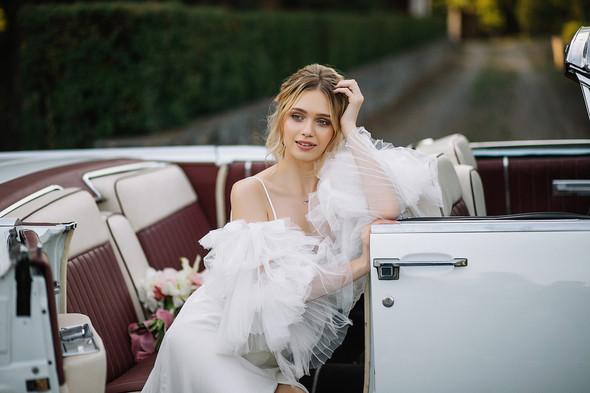 Классическая свадьба Лизы и Артема - фото №42