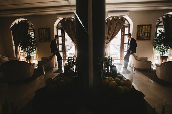 Классическая свадьба Лизы и Артема - фото №20