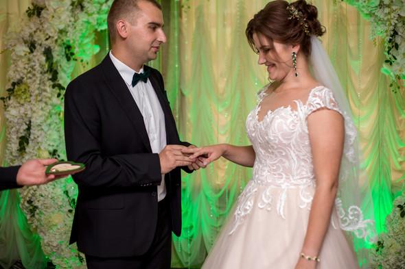 Классическая свадьба Кати и Стаса - фото №39