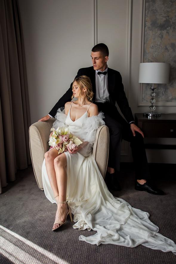 Классическая свадьба Лизы и Артема - фото №24