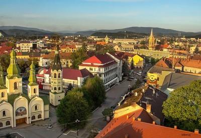 Город Мукачево - место для фотосессии в Закарпатской области - портфолио 2