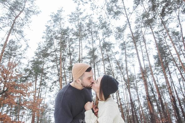 """""""LoveStory"""" Юля и Сергей - фото №12"""