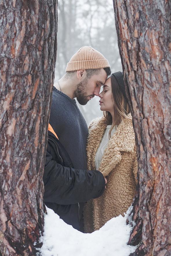 """""""LoveStory"""" Юля и Сергей - фото №6"""
