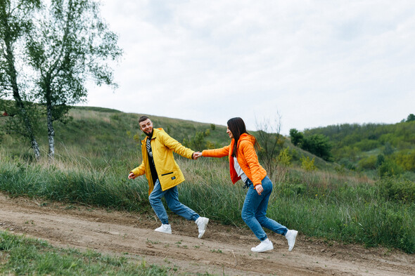 Дима и Вика - фото №3