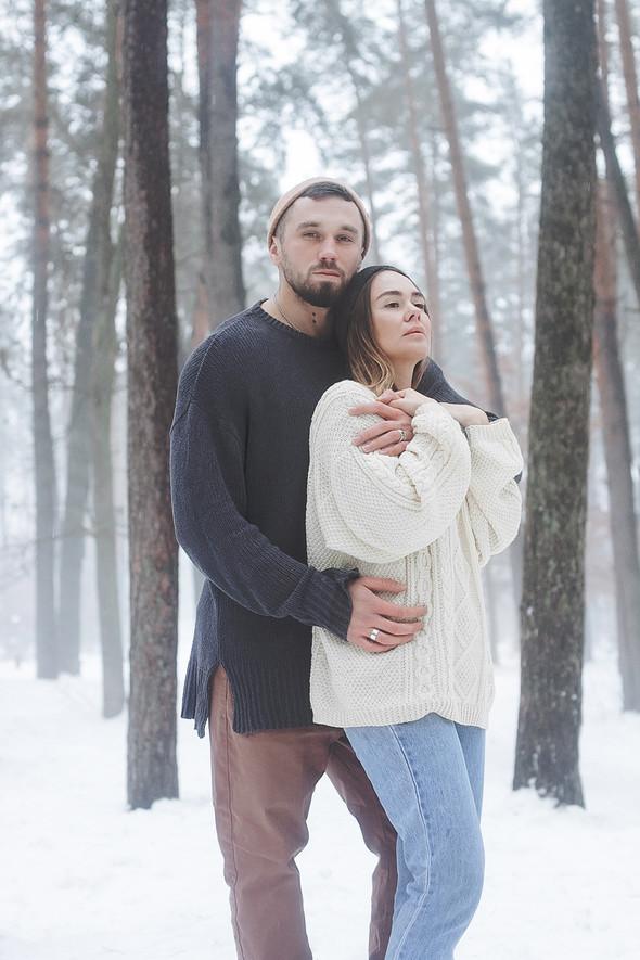 """""""LoveStory"""" Юля и Сергей - фото №7"""