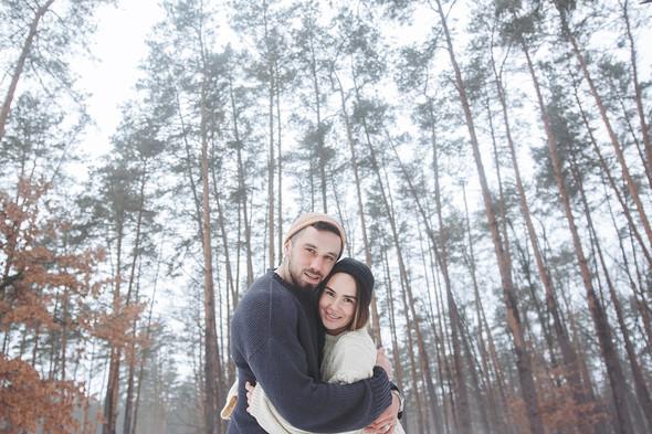 """""""LoveStory"""" Юля и Сергей - фото №9"""